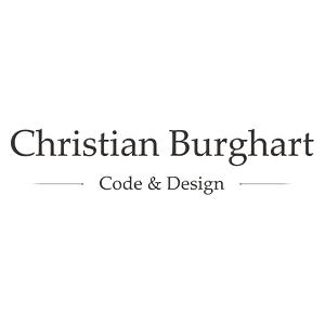 Christian Burghart Webdesign